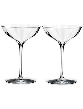 Elegance Optic Belle Coupe Pair by Waterford