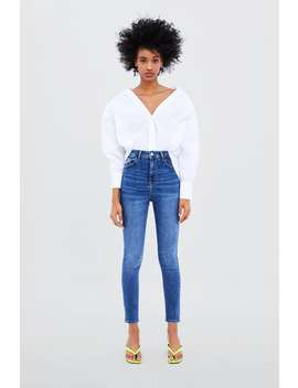 Z1975 Basic Skinny Jeans  View All Jeans Woman by Zara