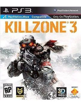 Play Station 3 : New Killzone 3 Ps3 (Videogame Software) Video Games by Ebay Seller