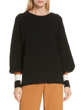 Jasper Lambswool & Cashmere Blend Sweater by A.L.C.