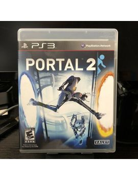 Sony Play Station 3 Ps3 | Portal 2 | Complete In Box Cib by Ebay Seller