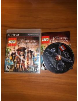 Lego Pirates Of The Caribbean: The Video Game (Sony Play Station 3, 2011) Ps3 by Ebay Seller