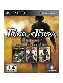 Prince Of Persia Trilogy Hd Ps3 New Playstation 3 by Ubi Soft