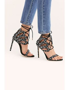 Date Night Sequin Heel by Free People