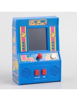 Ms. Pac Man Handheld Arcade Game by World Market