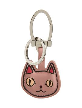 Le Pliage Miaou Key Ring by Longchamp