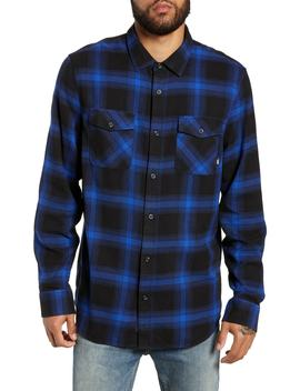 Monterey Iii Plaid Flannel Shirt by Vans