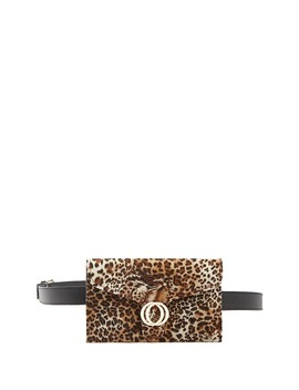 Leopard Print Belt Bag by Forever 21