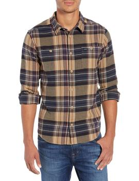 Ludlow Plaid Flannel Shirt by Rvca