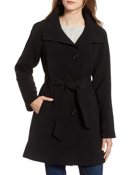 Nepage Water Repellent Trench Coat by Gallery