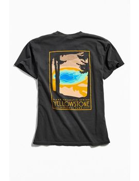 Yellowstone National Park Prismatic Tee by Urban Outfitters