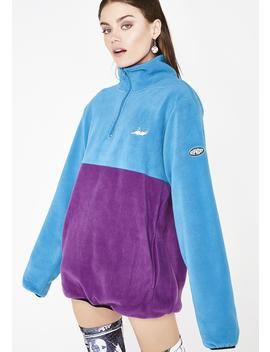 Berry Castanza 3/4 Zip Up Jacket by Ripndip