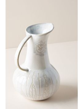 Makola Pitcher by Anthropologie