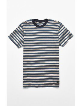 Billabong Die Cut Stripe T Shirt by Pacsun