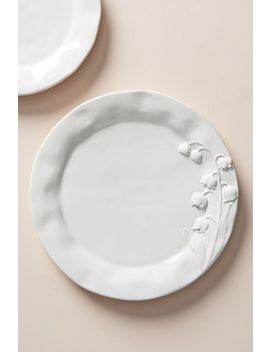 Set Of 4 Katerina Dinner Plates by Anthropologie