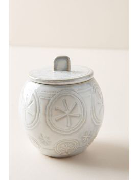 Uma Sugar Pot by Anthropologie
