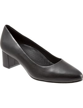 Kari Pointy Toe Pump by Trotters