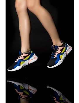 Puma Nova Grl Pwr Sneakers by Akira
