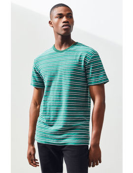 Pac Sun Sketch Stripe Regular T Shirt by Pacsun