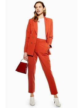 Unlined Suit Trousers by Topshop