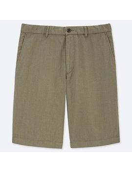 Herren Shorts Aus Leinen Mix by Uniqlo