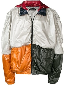 Colour Block Rain Jacket by Y / Project