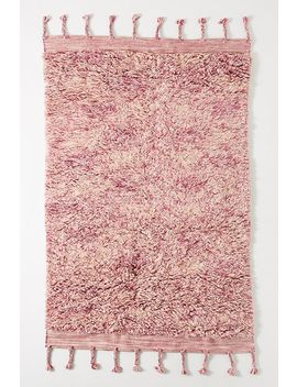 Jovi Shag Rug by Anthropologie