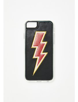 Bowie I Phone Case by Zero Gravity