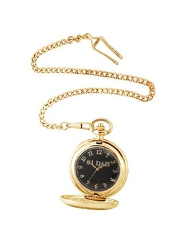 Men's E Watchfactory Family Dad Pocket Watch   Gold by Ewatchfactory