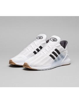 Climacool 02/17 Trainer   White / Black / Gum by Adidas Originals