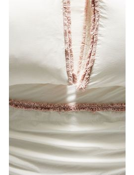 Fringed Pasha Sheet Set by Anthropologie