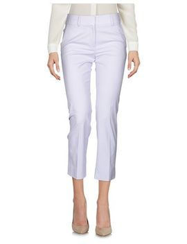 Piazza Sempione Cropped Pants & Culottes   Pants by Piazza Sempione