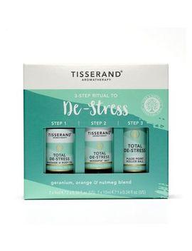 Tisserand Aromatherapy 3 Step Ritual To De Stress by Tisserand
