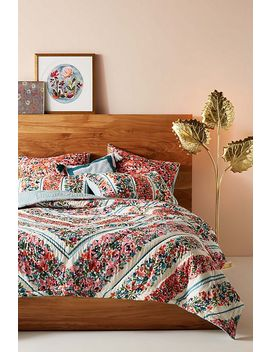 Primrose Quilt by Artisan Quilts By Anthropologie
