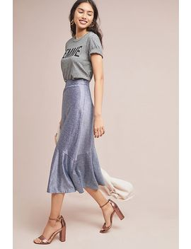Firecracker Bias Midi Skirt by Hutch