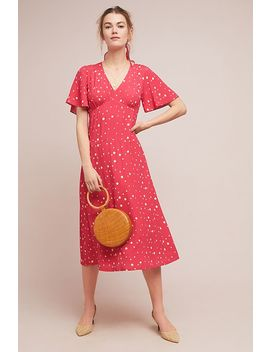 Betty Midi Dress by Kachel X Anthropologie