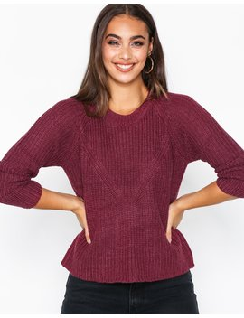 Jdyjusty 7/8 Noos Pullover Knt by Jacqueline De Yong