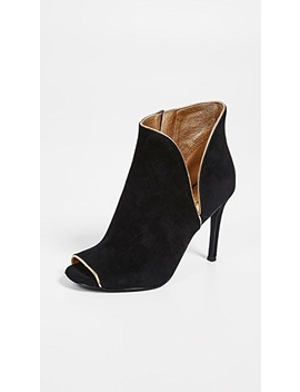 Harper Open Toe Booties by Michael Michael Kors