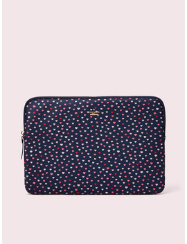 Lips Universal Laptop Sleeve by Kate Spade