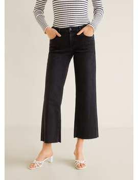 Crop Audrey Jeans by Mango