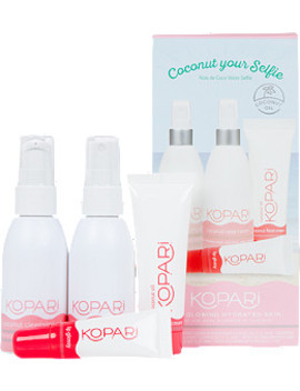 Coconut Your Selfie Kit by Kopari Beauty