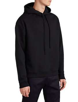 Play Patch Cotton Terry Hoodie by Raf Simons