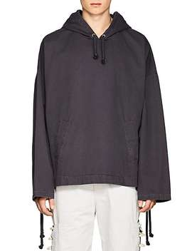 Franck B Cotton Hoodie by Acne Studios