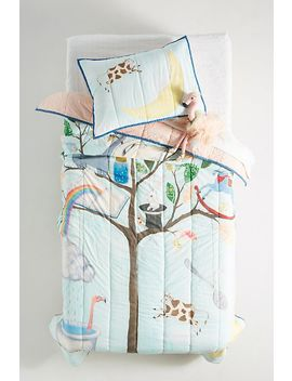 Rebecca Rebouche Tall Tales Kids Quilt by Rebecca Rebouche