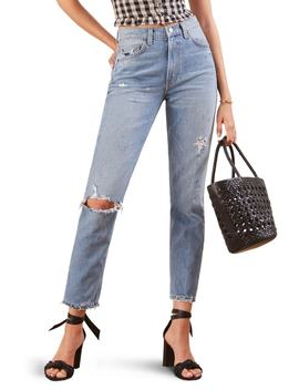 Julia High Waist Cigarette Jeans by Reformation