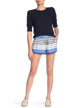 Shalva Linen Blend Shorts by Joie