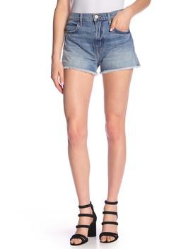 Seffi Cut Off Denim Shorts by Joie
