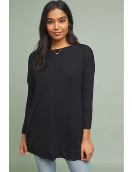 Claremont Ribbed Tunic by Bordeaux