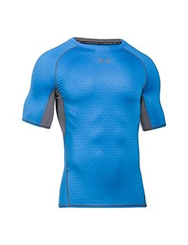 Under Armour Armour Hg Printed Ss, Maglietta A Maniche Corte Uomo by Under Armour