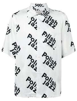 'polish Jazz' Hemd by Misbhv